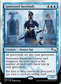 Graveyard Busybody - UST