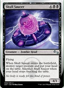 Skull Saucer - UST