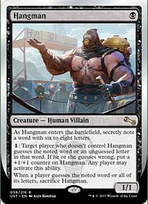 Hangman - UST