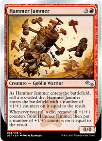 Hammer Jammer - UST