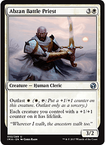 Abzan Battle Priest - IMA