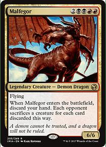 Malfegor - IMA