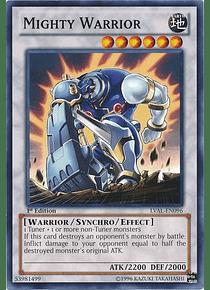 Mighty Warrior - LVAL-EN096 - Common