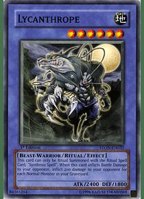 Lycanthrope - STON-EN032 - Common