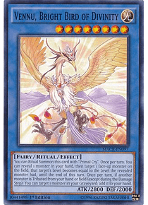 Vennu, Bright Bird of Divinity - MACR-EN097 - Common