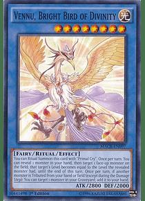 Vennu, Bright Bird of Divinity - MACR-EN097 - Common