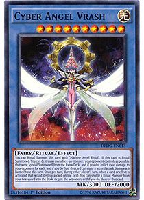 Cyber Angel Vrash - DPDG-EN013 - Common