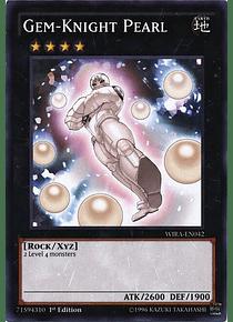Gem-Knight Pearl - WIRA-EN042 - Common