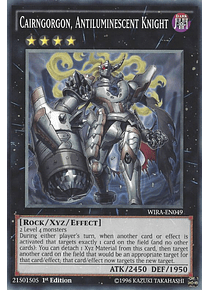 Cairngorgon, Antiluminescent Knight - WIRA-EN049 - Common