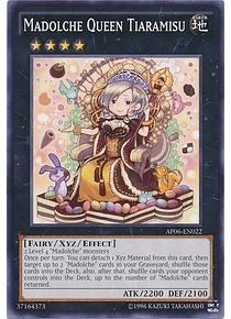 Madolche Queen Tiaramisu - AP06-EN022 - Common