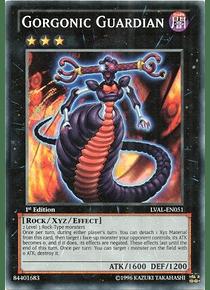 Gorgonic Guardian - LVAL-EN051 - Common