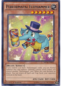 Performapal Elephammer - MP16-EN002 - Rare