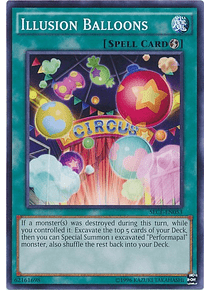 Illusion Balloons - SECE-EN053 - Common