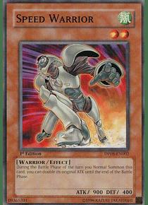 Speed Warrior - DP08-EN002 - Common