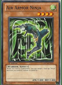 Air Armor Ninja - ORCS-EN014 - Common