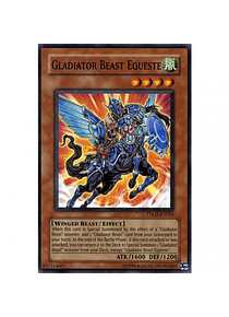 Gladiator Beast Equeste - TDGS-EN024 - Common