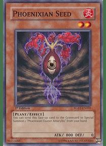 Phoenixian Seed - RGBT-EN005 - Common