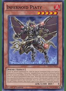 Infernoid Piaty - SECE-EN016 - Common