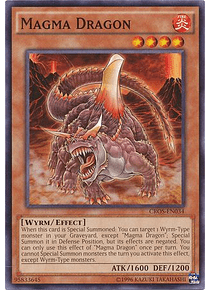 Magma Dragon - CROS-EN034 - Common