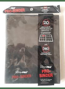 Pro-Binder Ultra pro 9 Espacios - Black