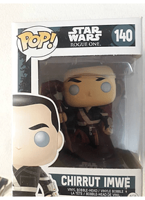 Funko Pop Star Wars - Chirrut Imwe #140