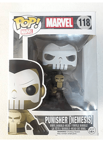 Funko Pop Marvel - Punisher Nemesis #118