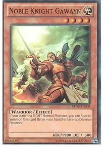 Noble Knight Gawayn - REDU-EN000 - Super Rare