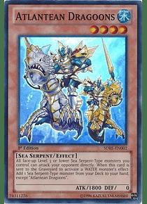 Atlantean Dragoons - SDRE-EN002 - Super Rare