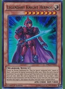 Legendary Knight Hermos - DRL3-EN062 - Ultra Rare