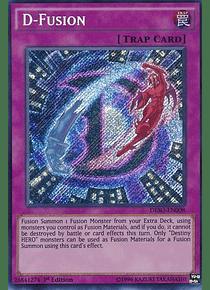D-Fusion - DESO-EN008 - Secret Rare