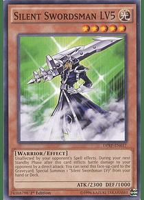 Silent Swordsman LV5 - DPRP-EN017 - Common (español)