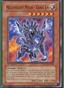 Malevolent Mech - Goku En - SDZW-EN002 - Common
