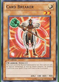 Card Breaker - DP10-EN005 - Common