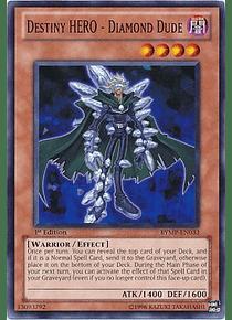 Destiny Hero - Diamond Dude - RYMP-EN033 - Common
