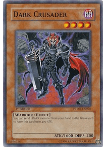 Dark Crusader - PTDN-EN020 - Common