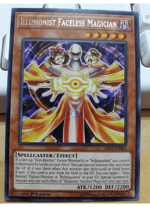 Illusionist Faceless Magician - LED2-EN002 - Rare
