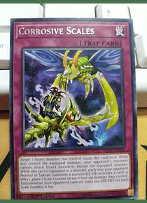 Corrosive Scales - LED2-EN010 - Rare