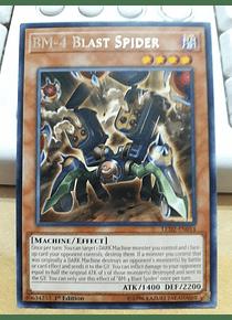 BM-4 Blast Spider - LED2-EN014 - Rare