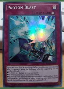 Proton Blast - LED2-EN017 - Super Rare