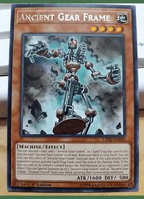 Ancient Gear Frame - LED2-EN030 - Rare