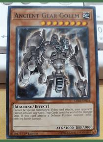Ancient Gear Golem - LED2-EN034 - Common