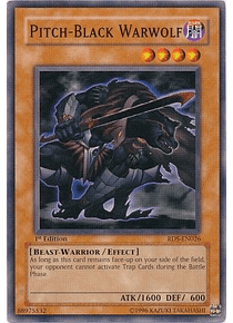 Pitch-Black Warwolf - RDS-EN026 - Common