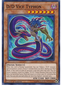 D/D Vice Typhon - COTD-EN017 - Common
