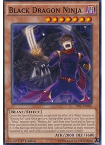 Black Dragon Ninja - TDIL-EN036 - Common