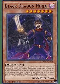 Black Dragon Ninja - TDIL-EN036 - Common