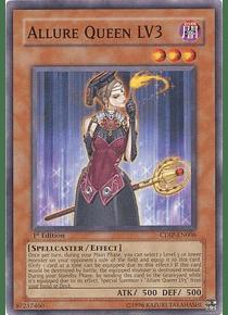 Allure Queen LV3 - CDIP-EN006 - Common