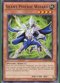 Silent Psychic Wizard - HSRD-EN048 - Common