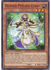 Hushed Psychic Cleric - HSRD-EN050 - Common