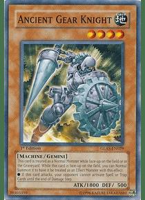 Ancient Gear Knight - GLAS-EN029 - Common