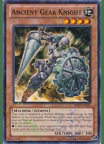 Ancient Gear Knight - BP02-EN056 - Common